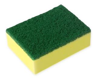 Esponja Doble Uso Esponja Abrasiva