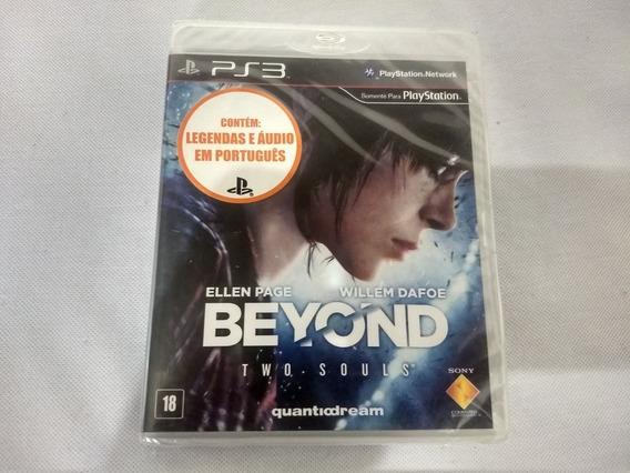 Beyond Two Souls Ps3 Dublado Mídia Física.