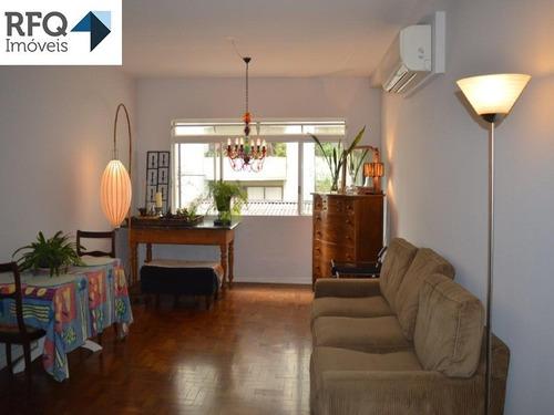 Imagem 1 de 14 de Excelente Apartamento  Bem Iluminado  E Arejado No Bairro Do  Paraíso !! - Ap02482 - 69424877