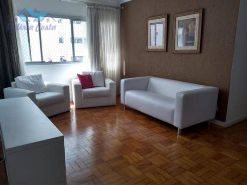 Imagem 1 de 30 de Apartamento À Venda, 83 M² Por R$ 675.000,00 - Brooklin - São Paulo/sp - Ap0776