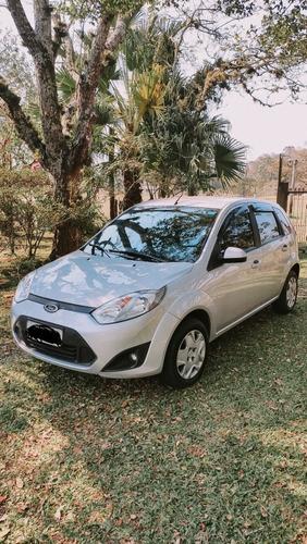 Imagem 1 de 10 de Ford Fiesta 2013 1.6 16v Se Flex 5p