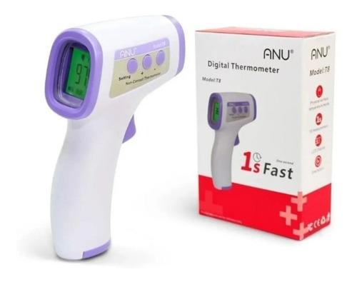 Termómetro Digital Anu Yrk-002a Alta Precisión Sin Contacto