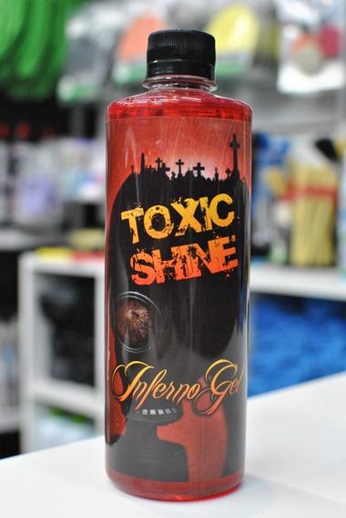 Inferno Gel Apc Alto Rendimiento Toxic Shine 600cc