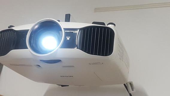 Projetor Epson 5030ub Ultra Black Fullhd 3d Um Dos Melhores