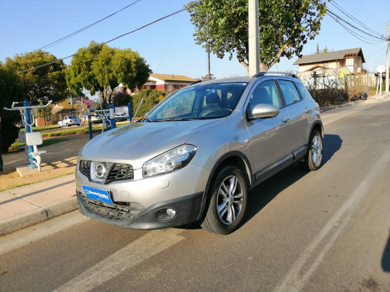 Nissan Qashqai 2.0 Aut 4x4 2012