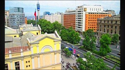 Oficina En Venta De 3 Privados En Santiago