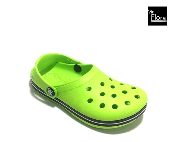 Sandalias Crocband Crocs Para Niños Niñas (18/2140)