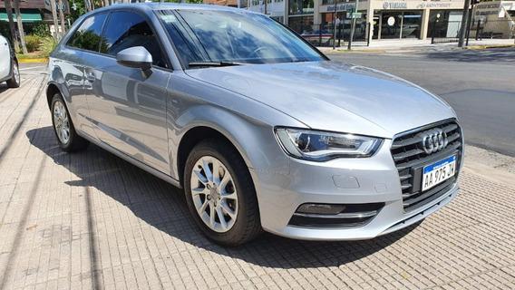 Audi A3 1.4 Tfsi Autom 3 Puertas Como Nuevo!!! Conc Oficial!