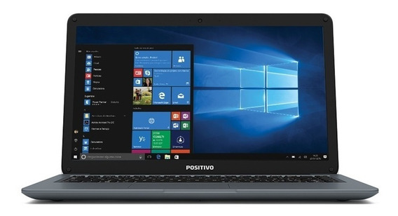 Notebook Positivo Intel Core I5 8ger 8gb 1tb - Novo
