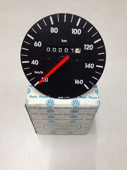 Velocimetro Gol 1.6 1.8 Alcool 94 Á 95 Original 377957033 Vw