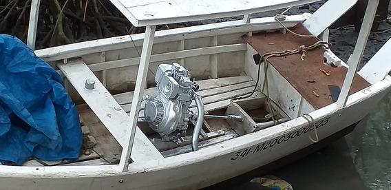 Jb .barco Com Motor Barco A Diesel