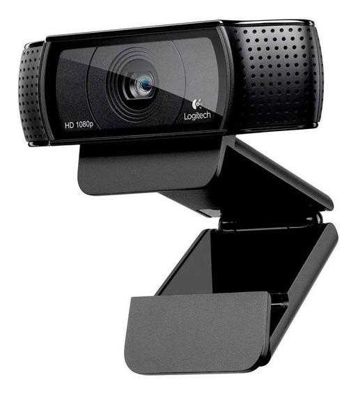 Webcam Logitech C920 Pro Fullhd 1080p Foto 15mp