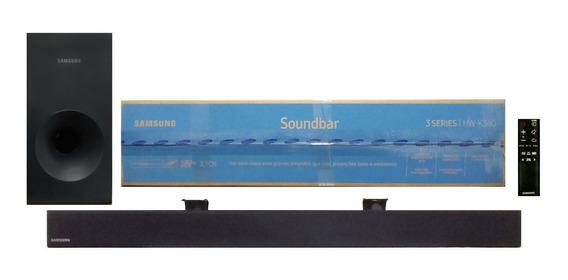 Soundbar Hw K360 130w Subwoofer Preço Fixo