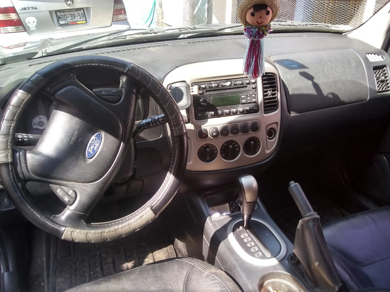 Ford Escape Limited 2007 6v 3.0