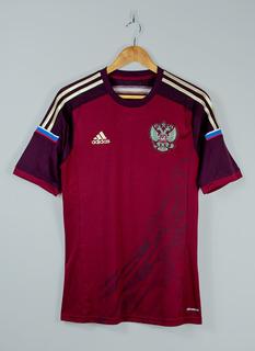 Camisa Rússia Home 2014 Original adidas