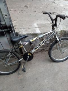 Bicicleta Cromada Exelente Estado.muy Poco Uso.