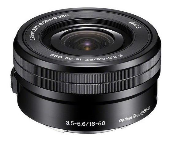 Lente Sony 16-50mm F/3.5-5.6 Oss A6000 A6300 A6500