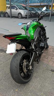 Kawasaki Z1000 2018