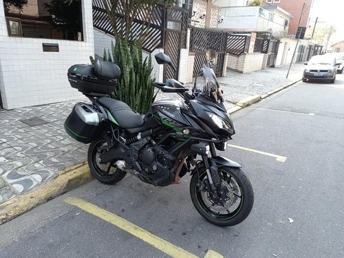 Imagem 1 de 12 de Kawasaki  Versys Tourer 650