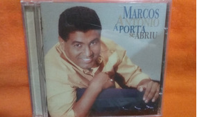 Cd Marcos Antonio - A Porta Se Abriu