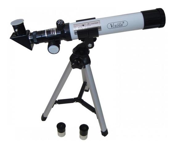 Telescópio Terrestre/astronômico F40040 Csr Profissional Nfe