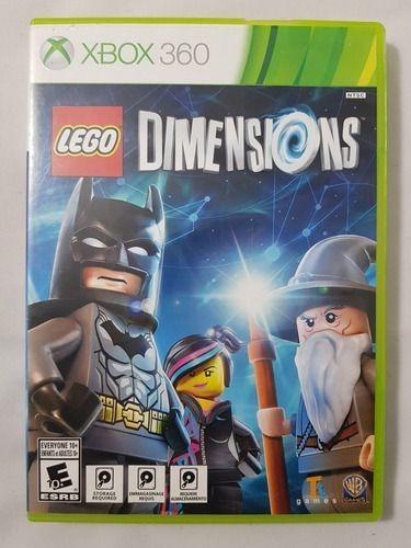 Lego Dimensions (só Funciona Com Portal) Xbox 360