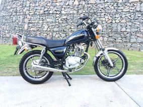 Suzuki Gn 125 Año 2014 - C A Ñ O -