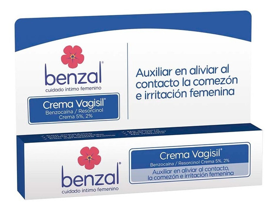 Benzal Crema Vagisil 30 Gr