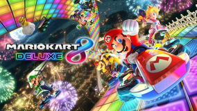 Mario Kart 8 Deluxe Nintendo Switch Digital Secundaria