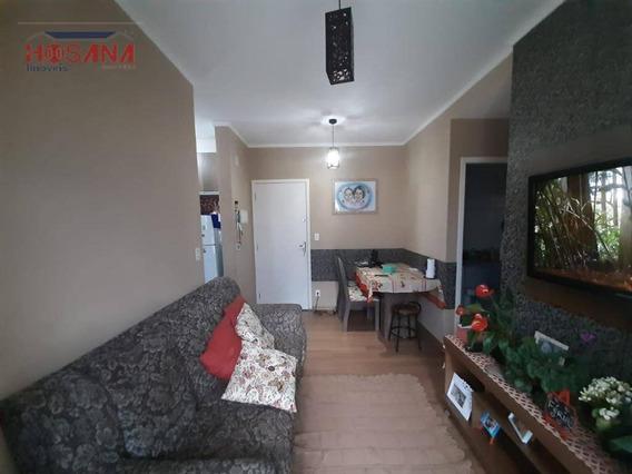 Apartamento Com Moveis Planejados - Ap0177