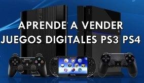 Guía Para Vender Juegos Digitales Ps4 Y Ps3