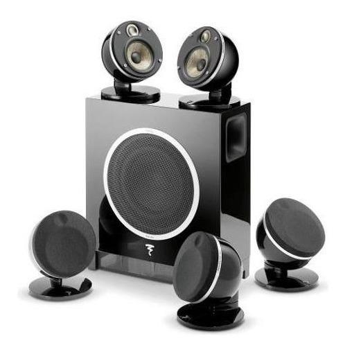 Focal Dôme Flax Pack 5.1 Home Theater Sub Air Wireless