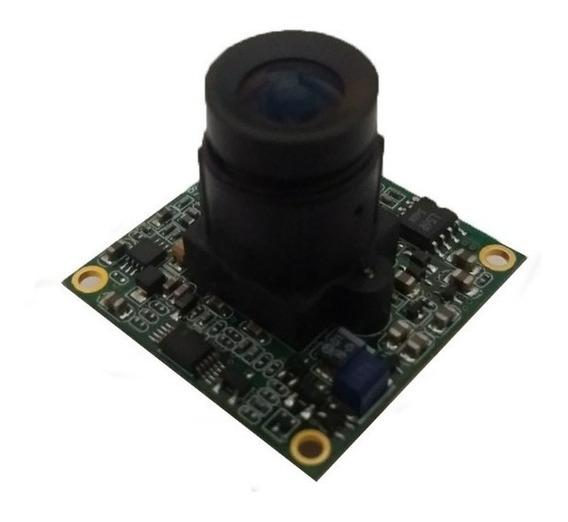 Placa Mãe Mini Câmera Lente Geral Segurança Mtv-53x10n 12v