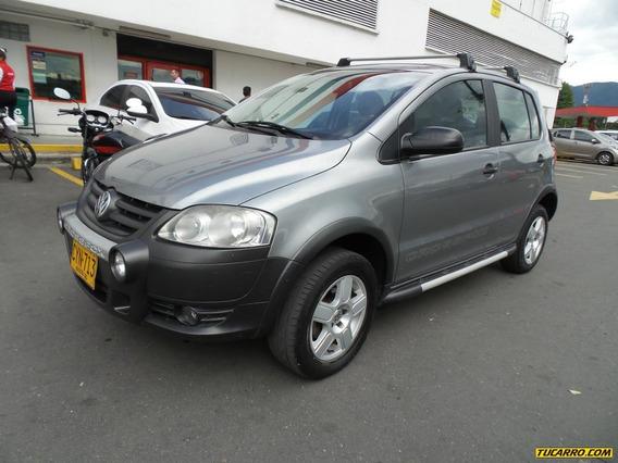 Volkswagen Crossfox Mt -1600