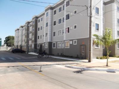 Apartamento Com 1 Dormitório À Venda, 36 M² Por R$ 120.000 - Parque Ohara - Cuiabá/mt - Ap0030