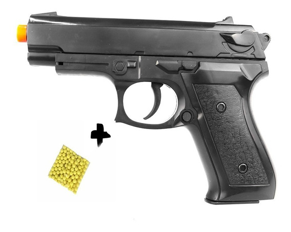 Pistola Airsoft Mola P99 Spring 137fps 6mm Barato + Bb´s