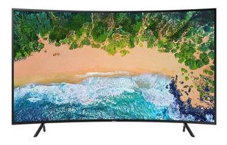 Samsung Smart Tv 55 Uhd 4k Curved Nu7300 Series 7