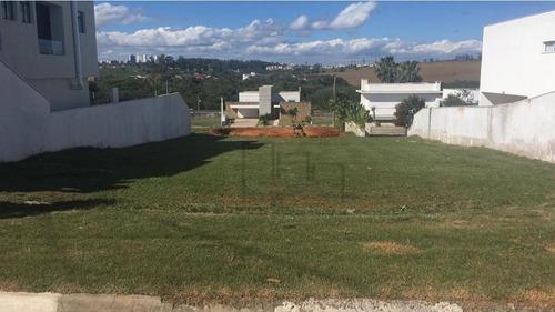 Terreno À Venda, 1033 M² Por R$ 420.000,00 - Condomínio Residencial Fazenda Imperial - Sorocaba/sp - Te1151