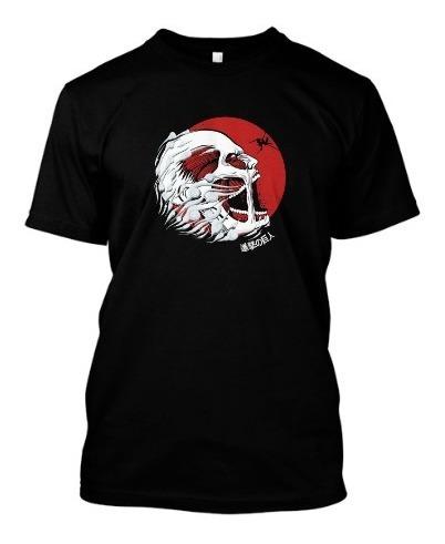 Camiseta Attack On Titan Mod 02