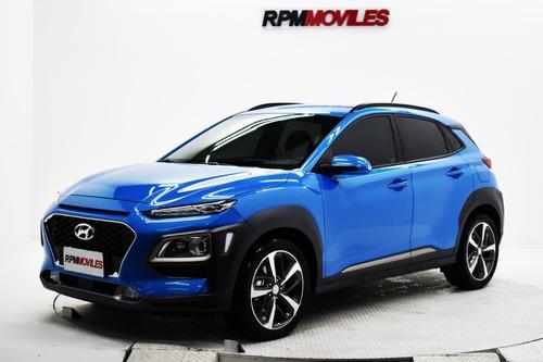 Hyundai Kona 1.6t Safety 4x2 At 2020 Rpm Moviles