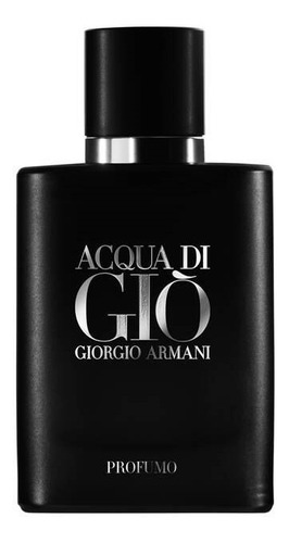 Armani Acqua Di Gio Profumo Eau De Perfum 40 Ml