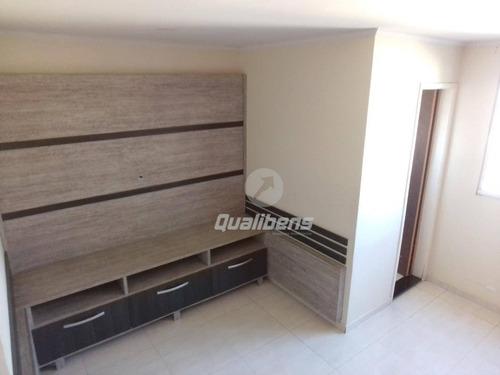 Apartamento Duplex  2 Dormitórios À Venda - Parque São Vicente - Mauá/sp - Ad0005