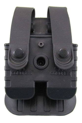 Porta Carregador Duplo P/ Taurus .40/9mm/.45 (pt 845) Sc026