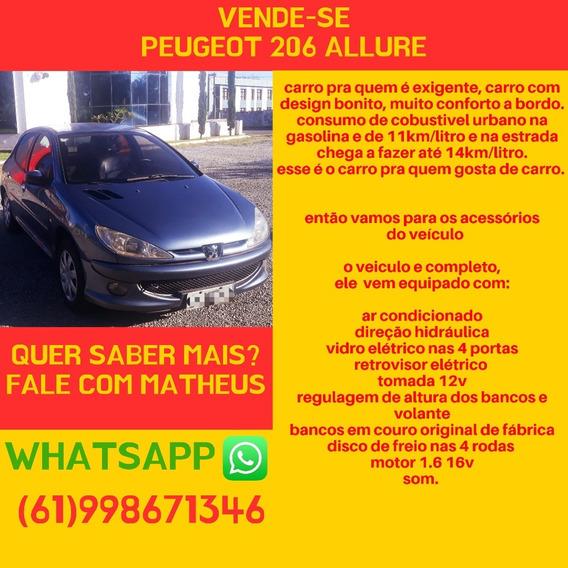 Peugeot 206+ Allure