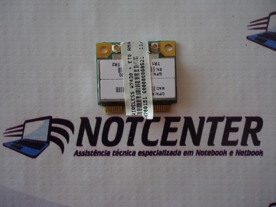 Placa Wireless Notebook Itautec W7430 W7435 Envio Por Carta