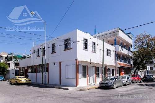 Edificio En Venta En Playa Del Carmen