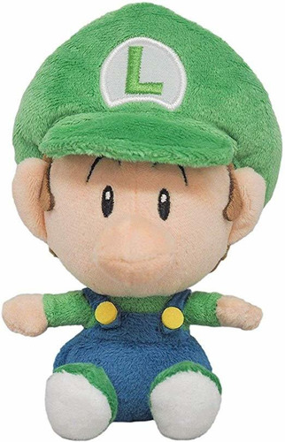 Imagen 1 de 1 de Little Buddy 1248 Super Mario All Star Collection 6  Baby Lu