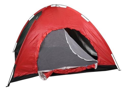 Imagen 1 de 3 de Carpa Iglú  200x200x135 -  Para 3/4 Personas Camping