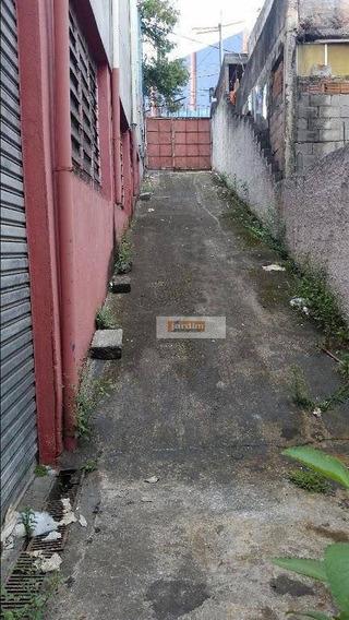 Galpão Industrial Para Locação, Jardim Ruyce, Diadema. - Ga0121