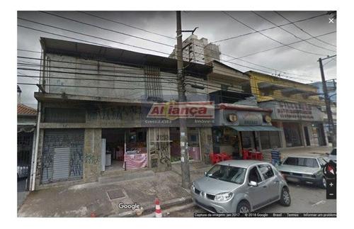 Salão Comercial À Venda, Vila Endres, Guarulhos. - Ai2138
